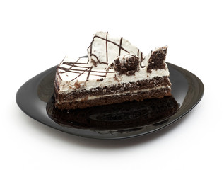 Beautiful tasty chocolate cakes