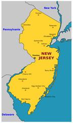 USA - New Jersey