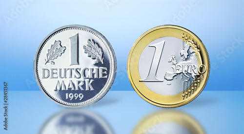 Mark  und  Euro