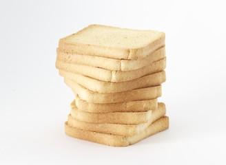 Mini torre de pan