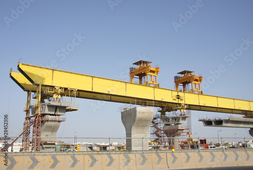 Launching Girder also called as Launching Gantry