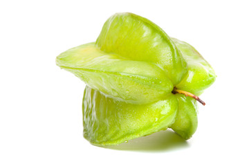 Starfruit Isolated