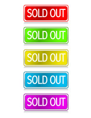 Different color Sold out buttons