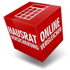 hausrat versicherung online vergleichen