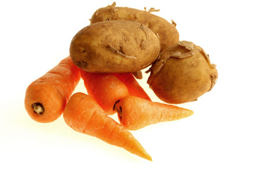 Baby Carrots and New Potatoes