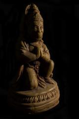 Hanuman, Monkey God of Strength
