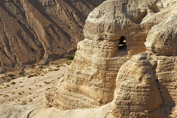 Mar Morto - Sito archeologico di Qumran