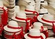 Chapeaux d'Amérique latine