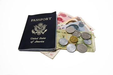Passport & Yuan
