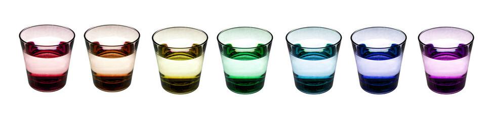 Rainbow Drink