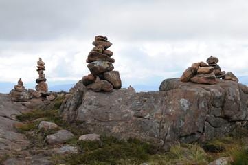 Steinmännchen, Pass of the Cattle, Schottland