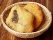 bean paste dough fritter
