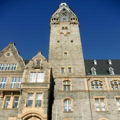 Historische Rathaus in Remscheid