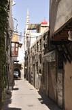 Ulice ve starém Damašku