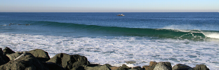 Line up - surf landes