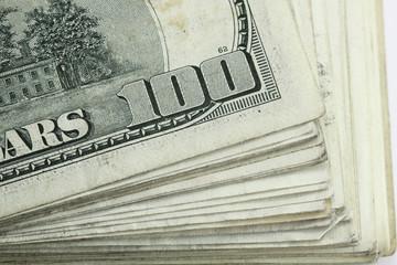 close up of money