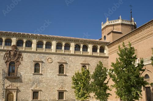Arzobispal palace in Alcalà de Henares - Madrid
