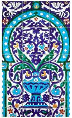 Ceramica tunisina dipinta a mano