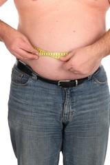Übergewicht - Abspecken