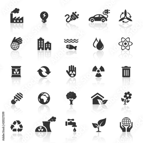 Black Web Icons