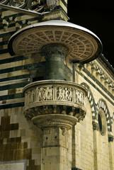 Toscana, Prato: Pulpito di Donatello