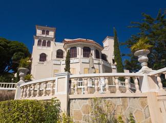 Castillo Serralles in Ponce
