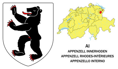 Cantoni della Svizzera: Appenzello Int. (Appenzell Innerhoden)