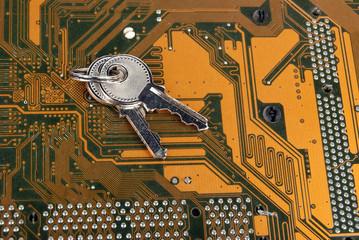 Circuit board and key