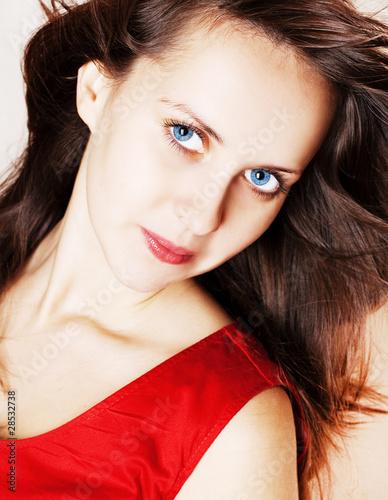 beauty glamour woman
