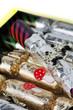 Knallbonbons für Silvester
