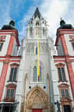 Pilgrimage Church in Mariazell poster