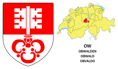 Cantoni della Svizzera: Obvaldo (Obwalden, Obwald)