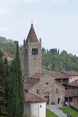Fontanelle abbey, northern Italy