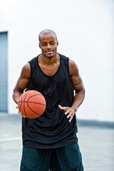 Basketball Street Player