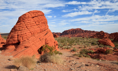 Valley of Fire Amazing Landscape