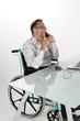 Handicap travail téléphone