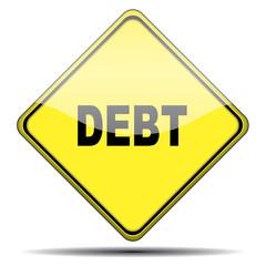 Señal  DEBT