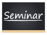 Tafel - Seminar poster