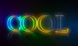 3D Typografie Cool
