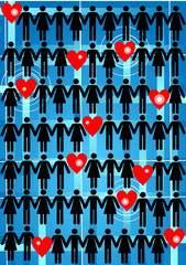 Love network