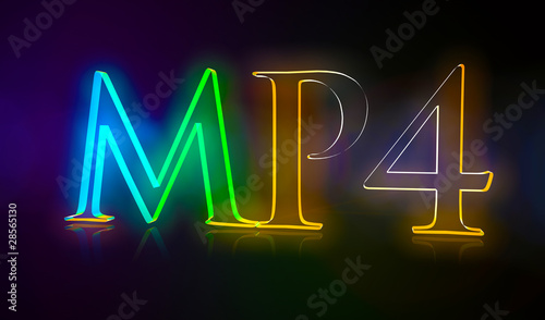 3D Typografie MP4