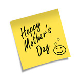 Post-it Happy Mother's Day