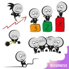 business - drollig