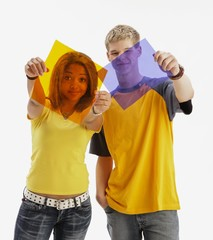 Teens With Color Film
