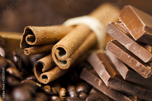 Cinnamon and Chocolate