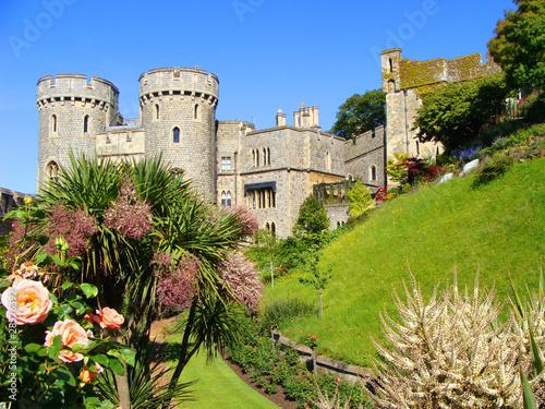 Aluminium Kasteel Windsor Castle and its gardens