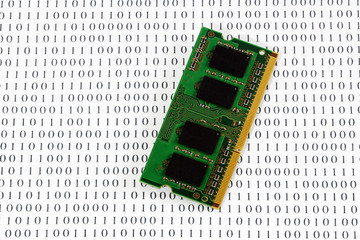 memory module on binary code