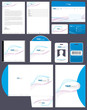 Corporate Identity Kit | Wave vzor