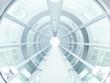 tunnel futuristic - 28581966