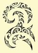maori tribale tattoo
